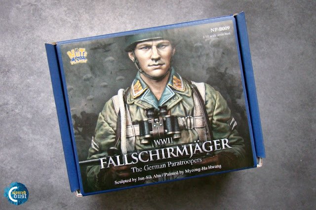 FALLSCHIRMJAGER (Nuts PLanet NP-B009)