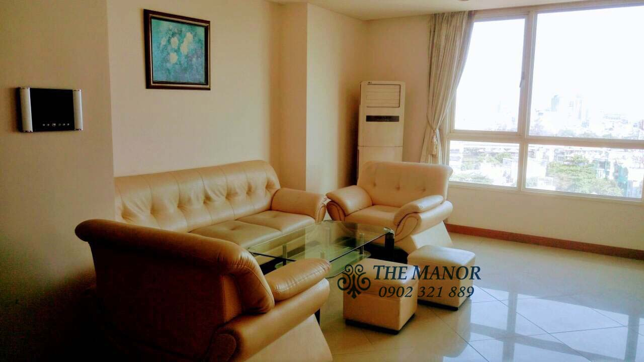 The Manor AE 113m2 (2PN-2WC) cần bán giá 4,2tỷ còn thương lượng - hình 4