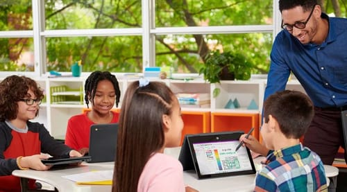 Google brings new educational tools to Chromebooks