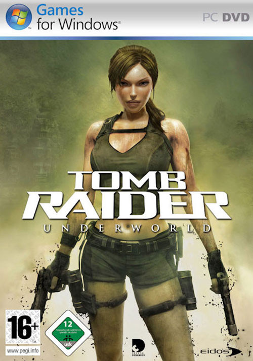 download Tomb Raider Underworld pc RELOADED - DD 4 games