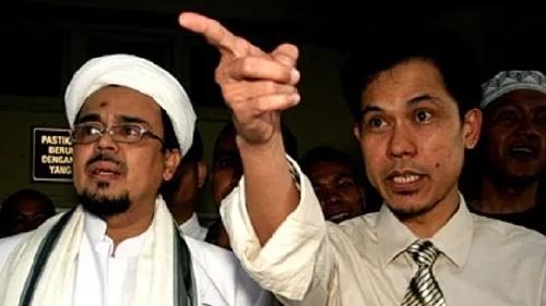 Petunjuk Jaksa, Polri Bakal Periksa HRS dkk di Kasus Terorisme Munarman