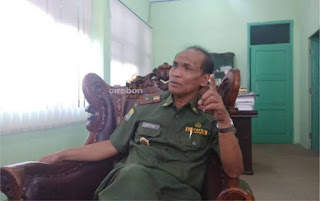 Ratusan Hektare Sawah Di Kabupaten Cirebon Puso