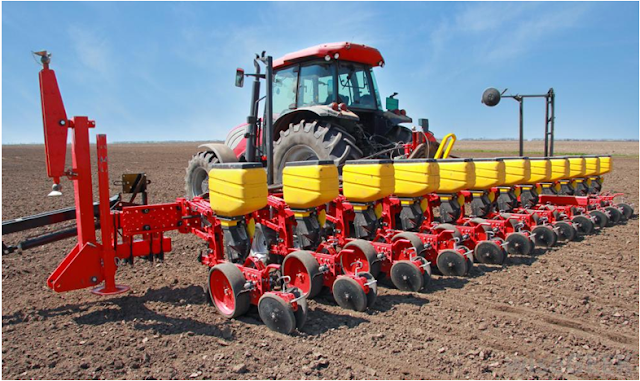 Different Uses of Tractors With Attachments for farms