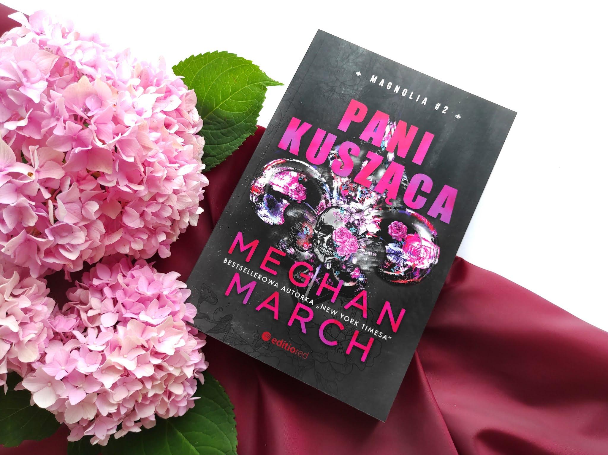 Pani kusząca Meghan March