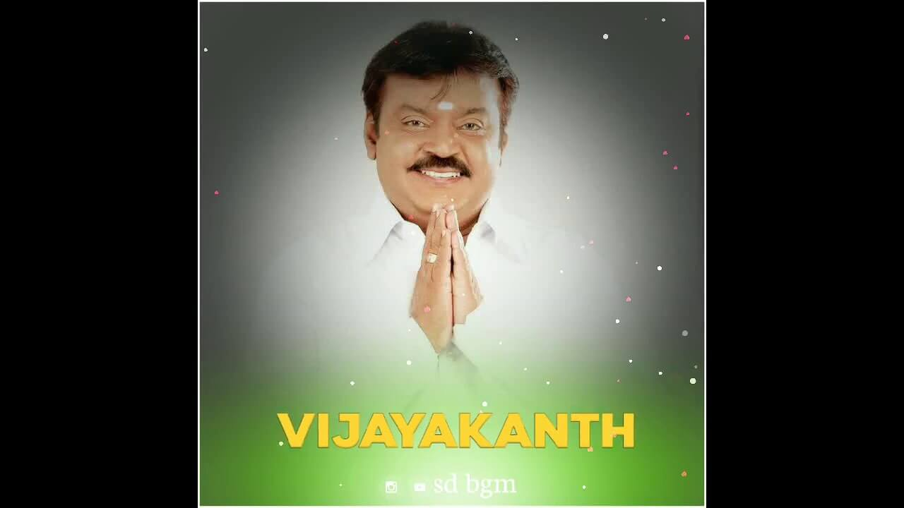 Vijayakanth Feeling Bgm Ringtone