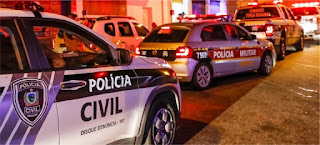 Trio invade casa e executa homem com mais de 10 disparos de arma de fogo