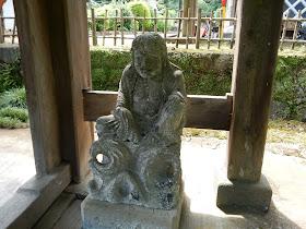 高源寺鐘楼門