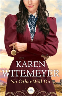 Heidi Robbins... No Other Will Do by Karen Witemeyer