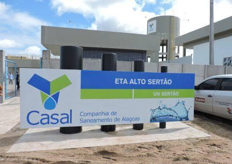 Água Branca, Canapi, Mata Grande e Pariconha ficarão com abastecimento deficiente por cerca de 5 dias devido a manutenção no reservatório