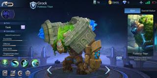 Grock Tank