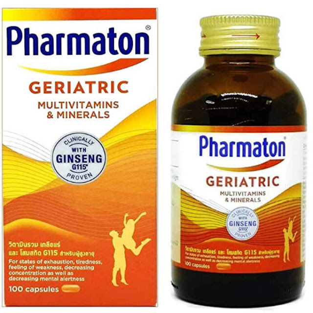 geriatric pharmaton