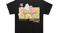 Flamingo Flim Flam Sunflower Seeds T Shirt