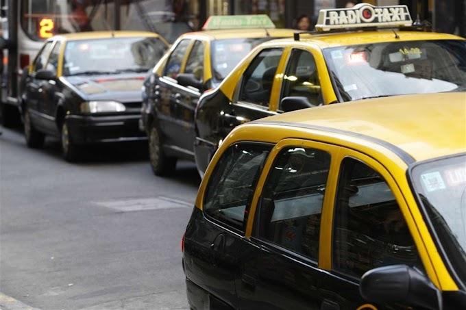 Los taxis porteños aumentan un 18%: cómo quedan los valores
