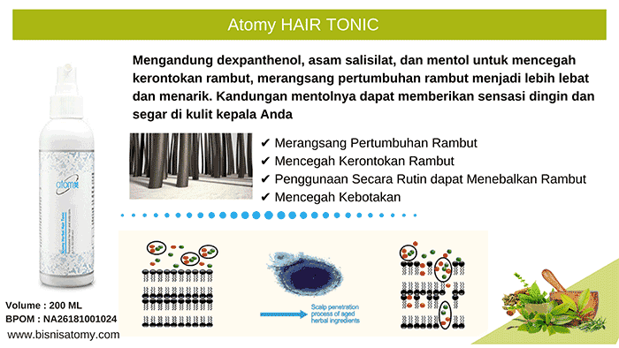 Atomy Hair Tonic