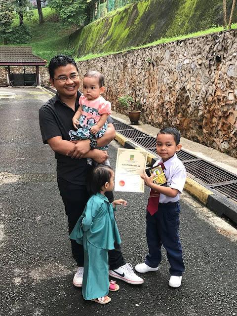 Majlis Anugerah Kecemerlangan Sekolah 2018