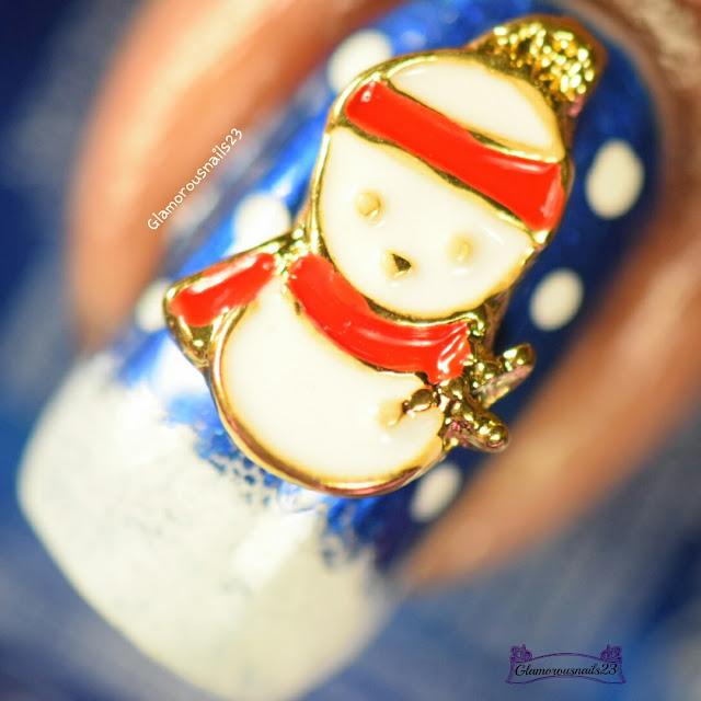 Born Pretty Store 3D Christmas Nail Decorations