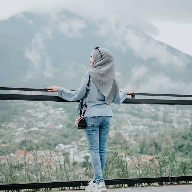 Argo Loro Kopi Boyolali Jawa Tengah