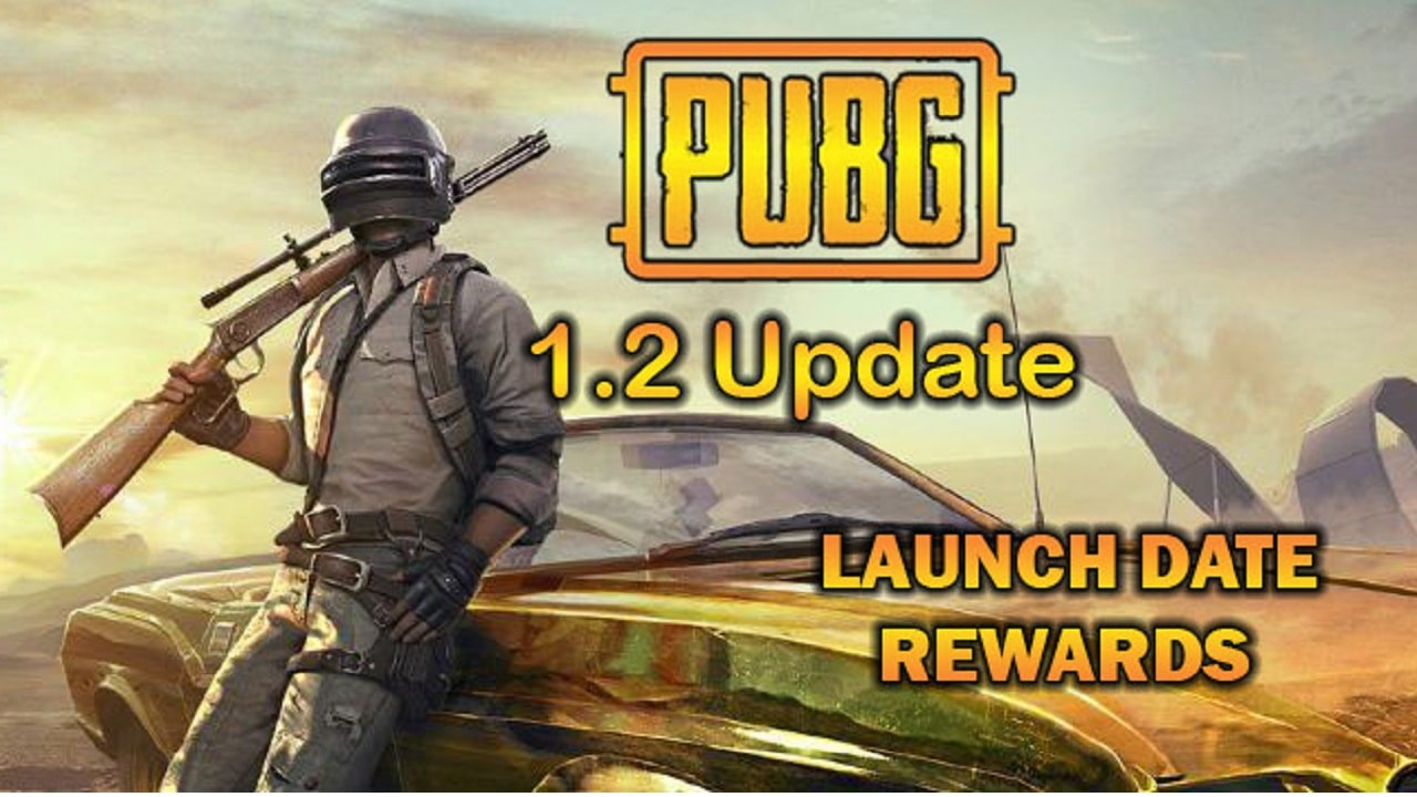 PUBG Mobile 1.2 release date and size finally announced