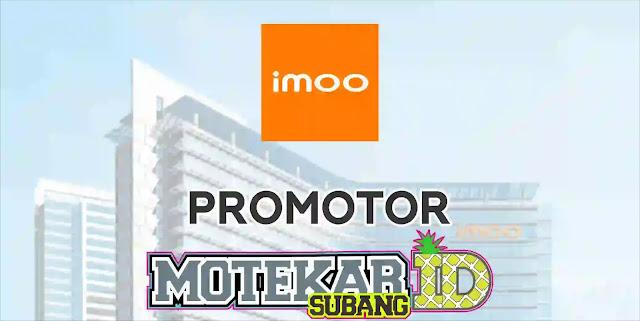 Info Loker Promotor Imoo Watch Phone Bandung 2019