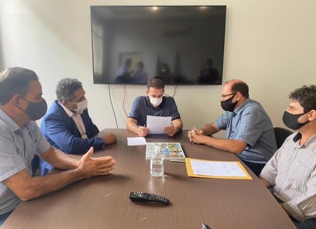 Para o senador Vanderlan, a cidade de Rio Verde de Goiás, é exemplo de crescimento econômico e a Codevasf pode ajudar muito a região