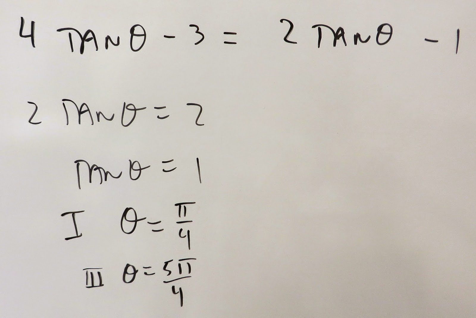 Mhf 4u Mr O S Classes Semester 1 Solving