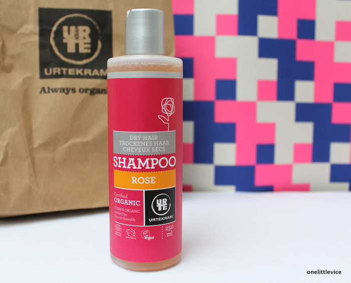 one little vice beauty blog: organic haircare haul for dry hair