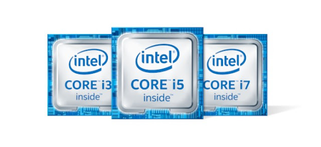 perbandingan antara intel core i3 dan intel core i5, perbandingan intel core i5 dan intel core i7, perbandingan intel core i7 dan intel core i9