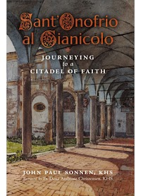 Book Notice: Sant'Onofrio al Gianicolo by J.P. Sonnen