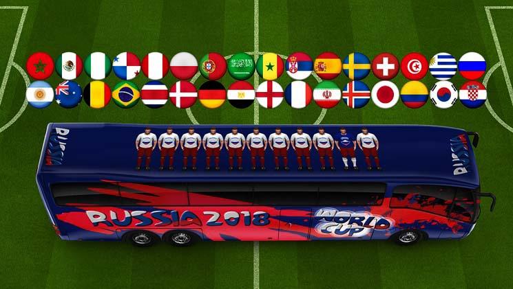Fenomena Sosial Unik dalam Piala Dunia