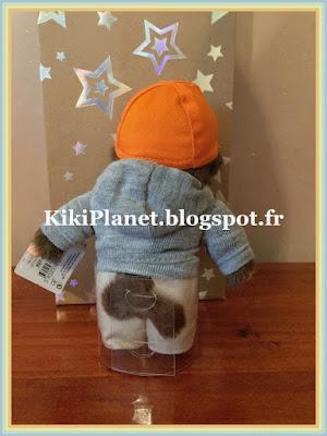 Le petit Kiki Streetway avec pull gris et casquette neuf, kiki le vrai ajena collector rare