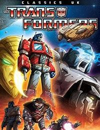 The Transformers Classics UK Comic