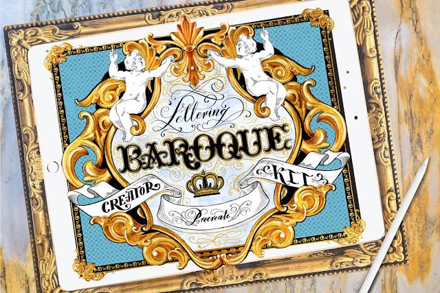 Vintage Lettering Bundle 4923868.