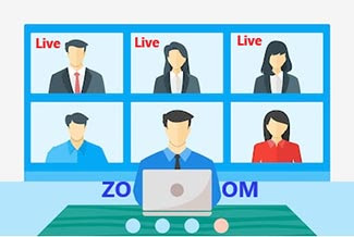zoom vidéoconférence