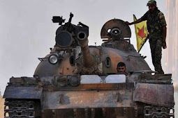 US Syrian Pullout Pushes Syrian Kurds Toward Damascus