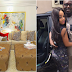 Toke Makinwa shares photos of her comfortable home