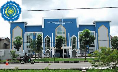 Daftar Fakultas dan Program Studi Universitas Muhammadiyah Pontianak