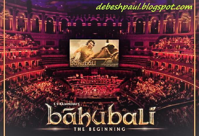 The genre of 148-year-old Royal Albert Hall was broken by 'Baahubali'.