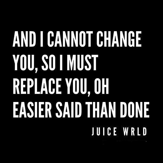 juice wrld quotes