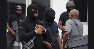 Some Individuals And Groups Are Plotting To Set Nigeria On Fire - DSS