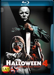 Halloween 4: El Regreso de Michael Myers (1988) REMUX 1080P LATINO/INGLES