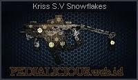 Kriss S.V Snowflakes