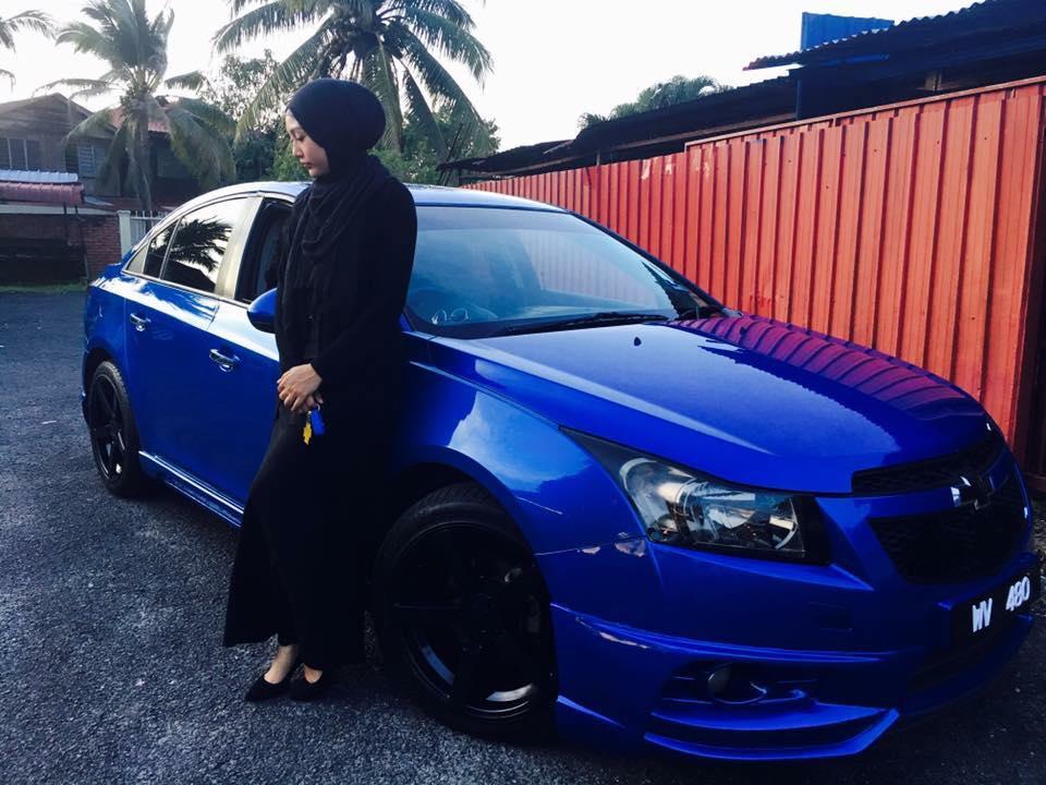 Pakai Enam Bulan Boring La Tukar Warna Biru Sebab K Macam Subaru Empreza Kereta Ni Tak Jual Lagi Hmm Rasa Nak Juga Dah Beli