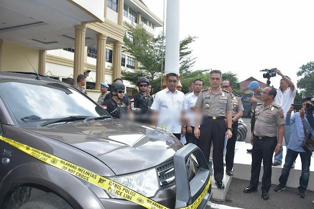 Polda Jambi Ungkap Kasus Investasi Bodong Sapi Perah Beromzet 156 Milyar Rupiah