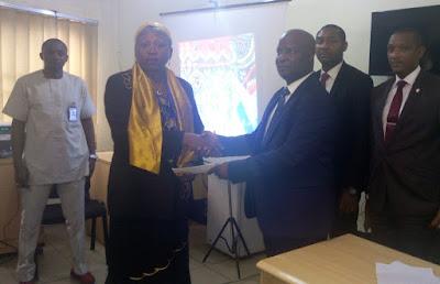 mrs chiwuogo , proprietress of jephtha international school rivers state