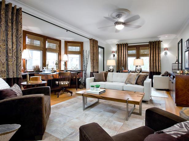 functional small living room design ideas architecture art | Living Rooms Design Ideas 2014 by Candice Olson | Modern ...