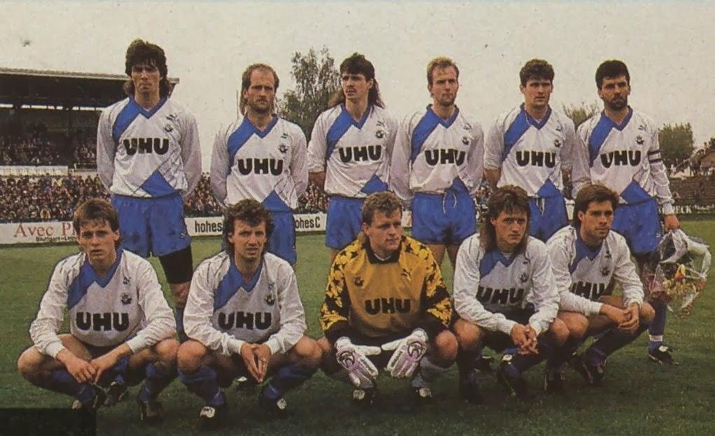 Hansa Rostock 1990-91