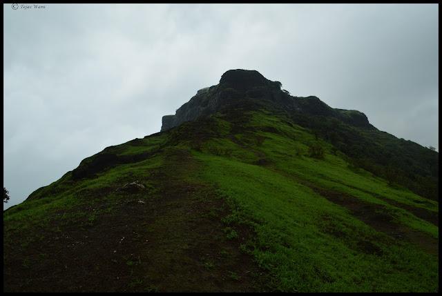 Tringalwadi Fort 16 July