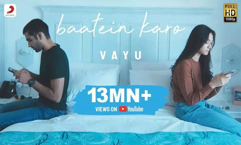 Baatein Karo- lyrics latest music album 2020 by -Vayu