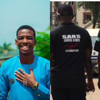 #EndSARS: Nigerian software developer share his sad experience with Nigerian SARS