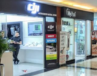 Tempat Membeli dan Service Resmi Drone DJI di Indonesia